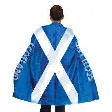 PPP SCOT BODY FLAG/CAPE