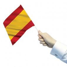 PPP SPAIN 12 flags- 15x22cm