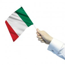 PPP ITALY 12 flags- 15x22cm