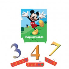 Mickey Mouse Number Snap cards