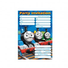 THOMAS TANK Invites & Envelope