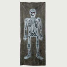 Skeleton Fabric Curtain