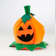 Adult Round Pumpkin Hat