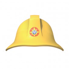 Fireman Sam Card Hats