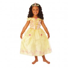 Golden Princess Dress +Tiara S