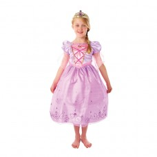 Lilac Princess Dress +Tiara M