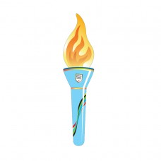 PPP Foil Inflatable Torch