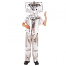 Dr Who Cyberman Costume size M