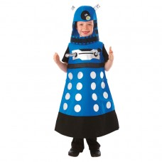 Dr Who Dalek Costume size S