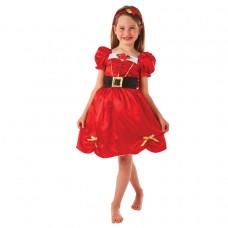 Miss Santa M 6-8 Yrs