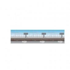 PPP SS Stadium Border Roll 12m