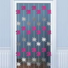 DOOR DANGLERS:PINK SHIM 21