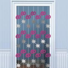 DOOR DANGLERS:PINK SHIM 60