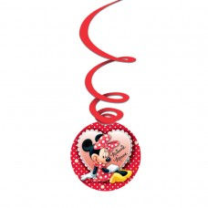 Minnie Mouse 3 Dang CO (Red)