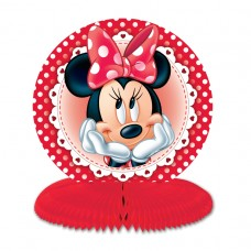 Minnie Mouse 3 Mini CP (Red