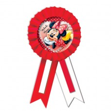 Minnie Mouse Confetti AR (Red)