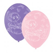 Dora Latex Balloons