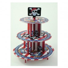 Party Pirate Cupcake Stand