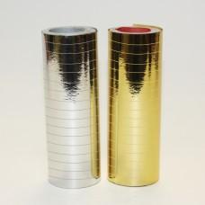 Silver & Gold Serpentine Rolls