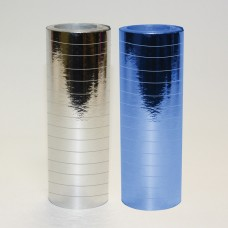 Serpentine-2Roll Silver&Blue