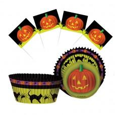 Halloween Cupcake Kit