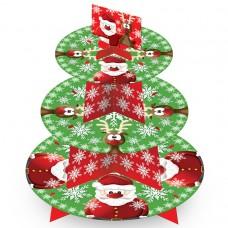 Christmas Cupcake Stand