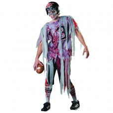 End Zone Zombie Adult M/l