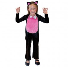 Cat Suit Child Costume size M