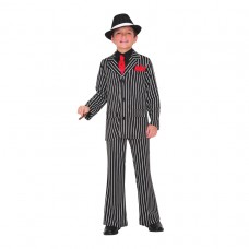 Gangster Guy Child Costume size M