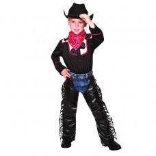 Cool Cowboy Child Costume size L