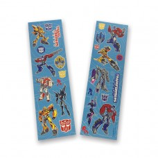 Transformers Sticker Strips