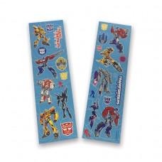 Transformers Sticker Strips