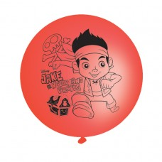 Jake 4 Punch Ball Balloons