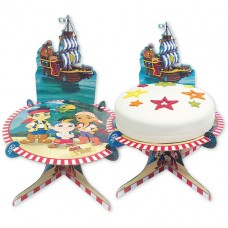 Jake Single Level Cake Stand