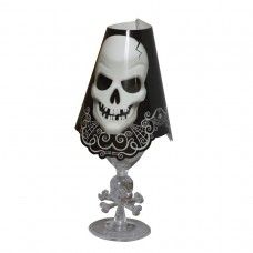 Fright Night 8 W'glass Lshades