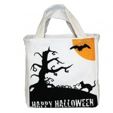 Canvas Treat or treat Bag