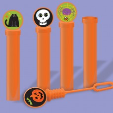 BUBBLE TUBES HALLOWEEN