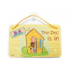 Doc Mc 6 Door Signs - card