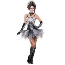 Black and Bone Fancy Dress, size S