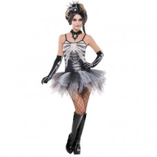 Black and Bone Fancy Dress, size 14-16
