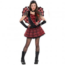 Spider Queen Costume size 10-12
