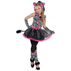 Sassy Stripes Costume 10-12 years
