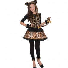Sassy Spots Costume 10-12 years