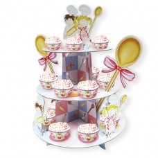 Little Cooks Cupcake Stand