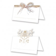 Rustic Wed 24 DieC Place cards