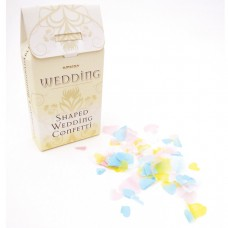 Rustic Wed Paper Thro Confetti