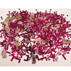 Hen Party L shaped confetti