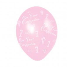 BALLOON pk25 27.5cm:Communion-pink