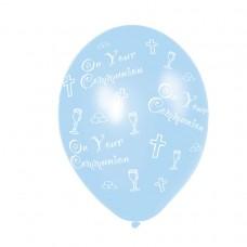 Balloon pk25 Communion-blue 27.5cm: