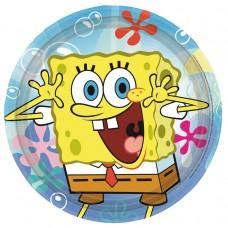 Spongebob 23cm Plate - 8